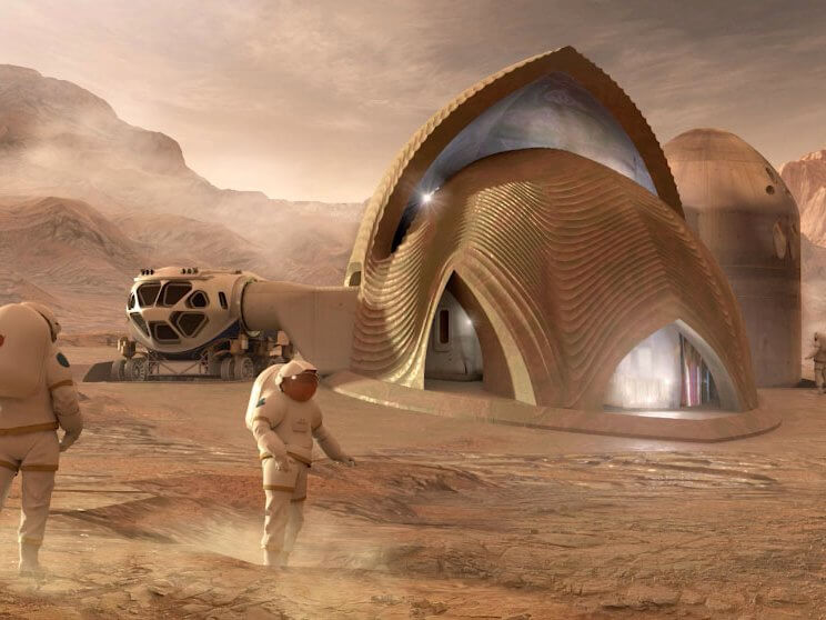 What Will It Take To Live on Mars?