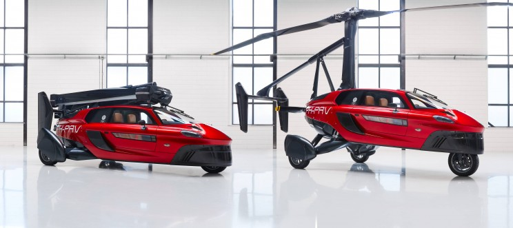 The Top Flying Car Projects Currently In The Works