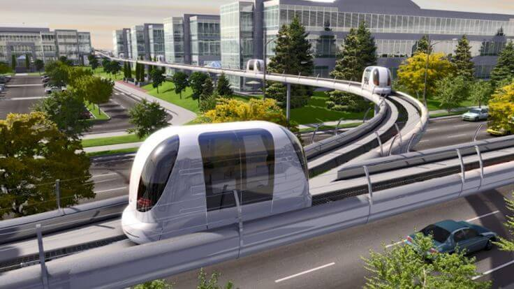 Public Transportation In The Future