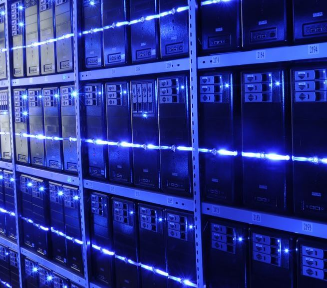 The World's Biggest Data Centres