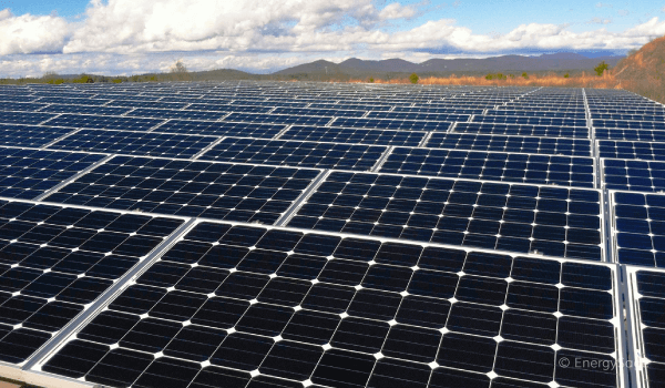 Solar Arrays And How They're Built
