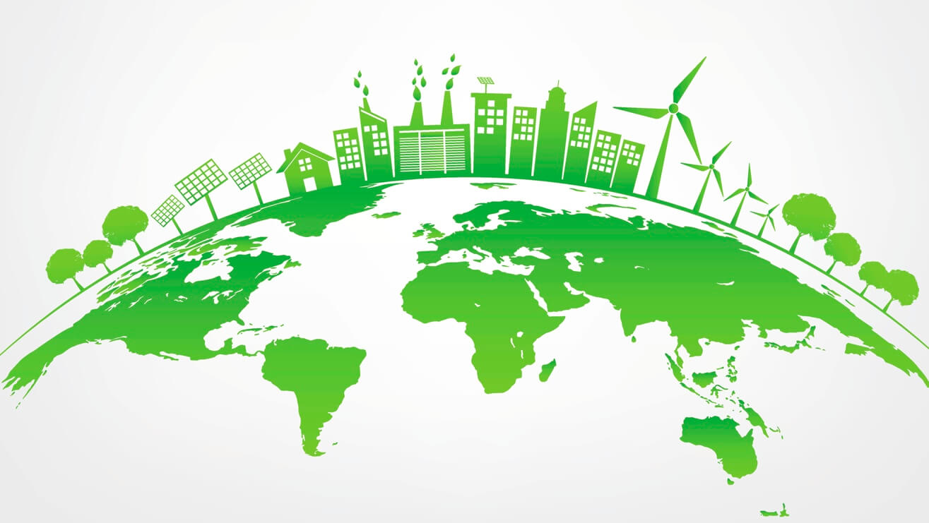 Going Green With COVID-19
